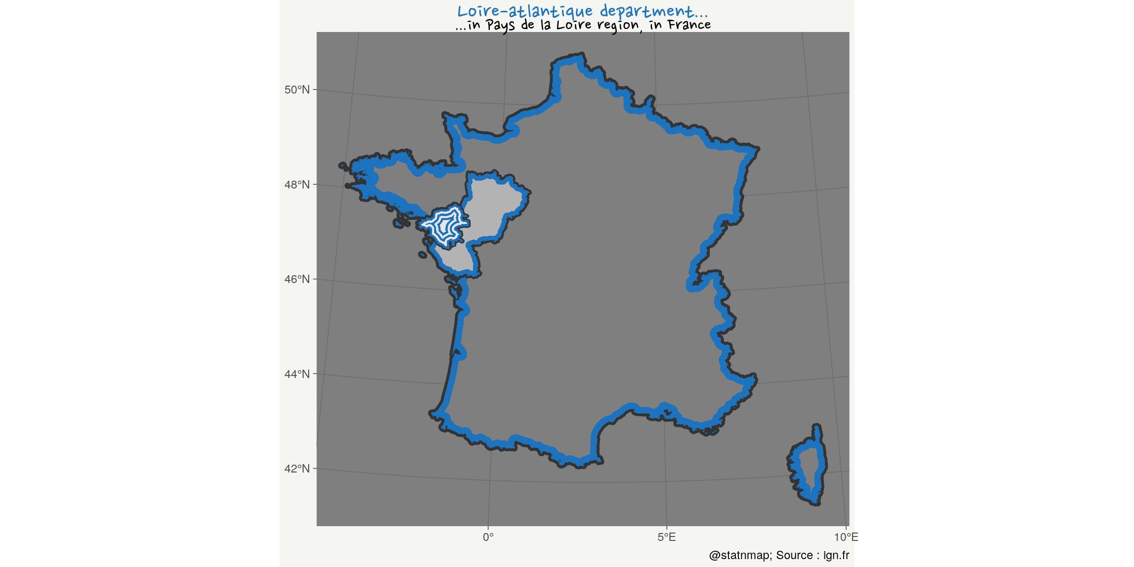 30DayMapChallenge: 30 days building maps (1) - ggplot2